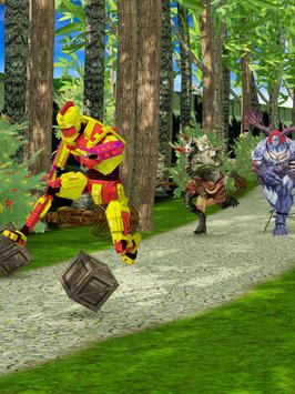 War Robot Temple Escape 18 screenshot 12