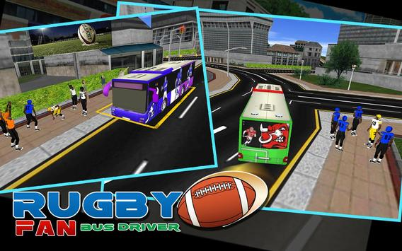Rugby Fan Bus Driver screenshot 3