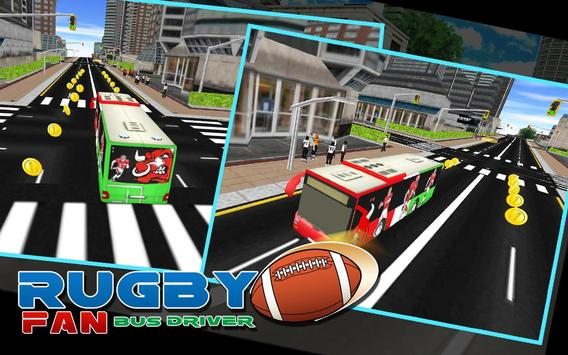 Rugby Fan Bus Driver screenshot 12