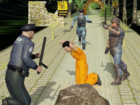 Prisoner Escape - Survival Run apk screenshot