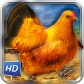 Chicken Race & Stunts 2017 icon