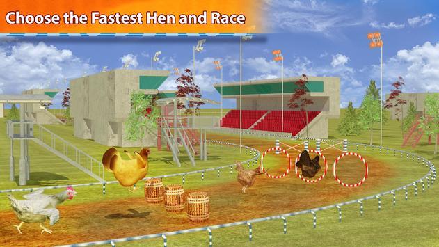 Chicken Race & Stunts 2017 apk screenshot