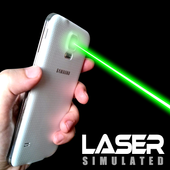 XX Laser Pointer Simulated icon