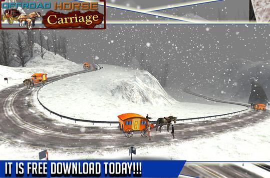 offroad horse carriage human transportation game screenshot 17