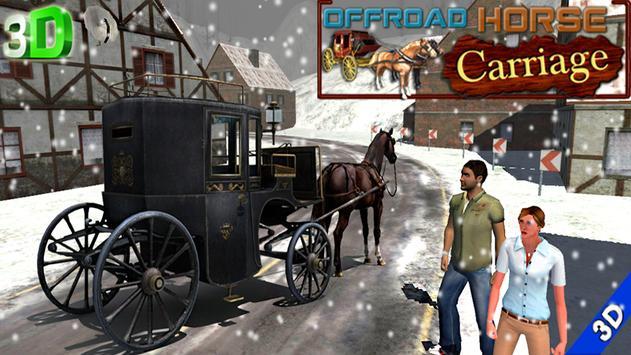 offroad horse carriage human transportation game screenshot 14