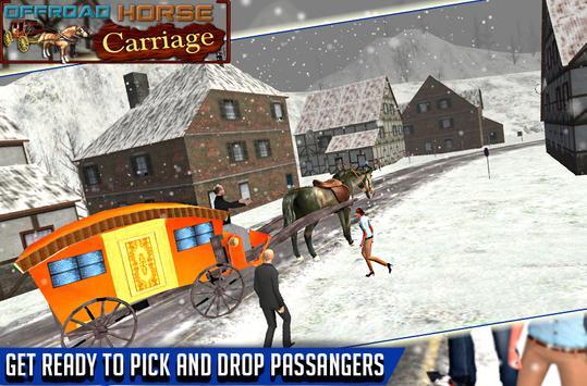 offroad horse carriage human transportation game screenshot 16