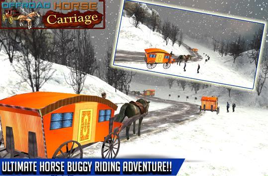 offroad horse carriage human transportation game screenshot 20