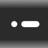 Morse Code Minimalist Keyboard icon