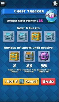 Chest Clash Royale Simulator poster