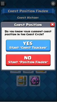 Chest Clash Royale Simulator apk screenshot