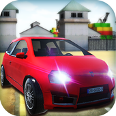 Car Drift Racing Simulator 3D icon
