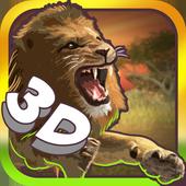 Lion Simulator icon