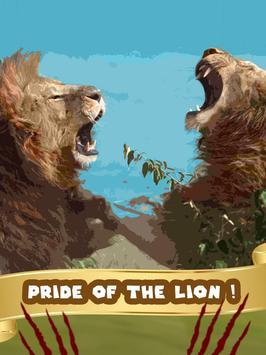 Lion Simulator apk screenshot