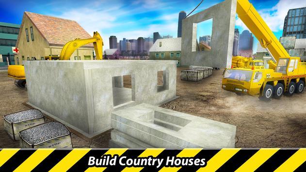 Country House Construction Simulator screenshot 8
