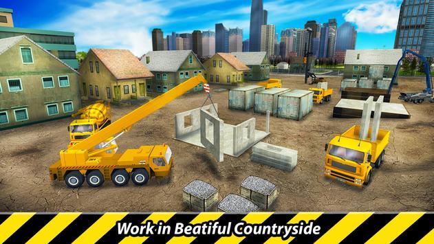 Country House Construction Simulator screenshot 10