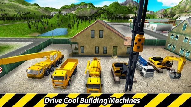 Country House Construction Simulator screenshot 11