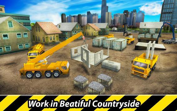 Country House Construction Simulator screenshot 2