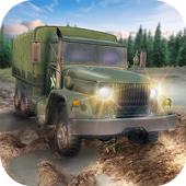 Army Driving: Military Truck Offroad icon