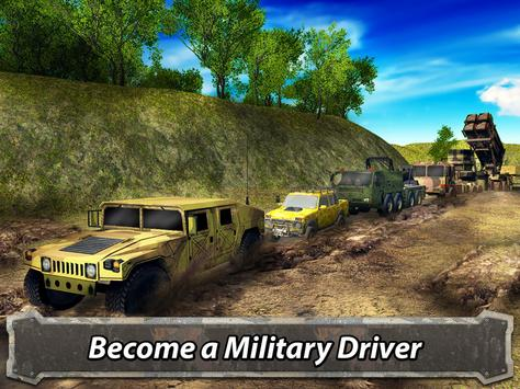 Army Driving: Military Truck Offroad screenshot 4