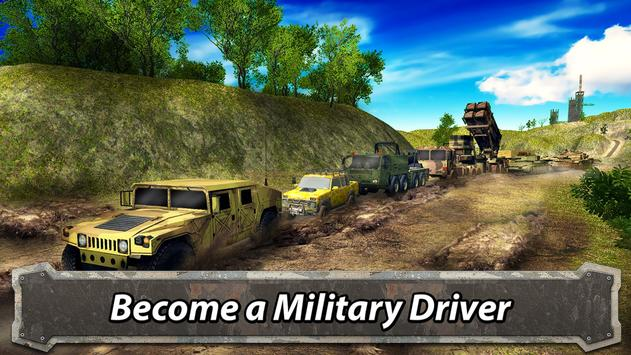 Army Driving: Military Truck Offroad screenshot 8