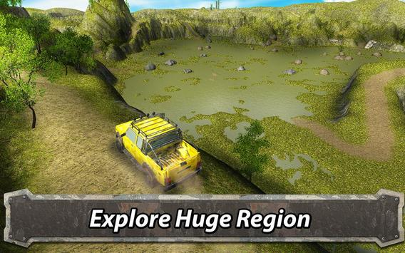 Army Driving: Military Truck Offroad screenshot 3