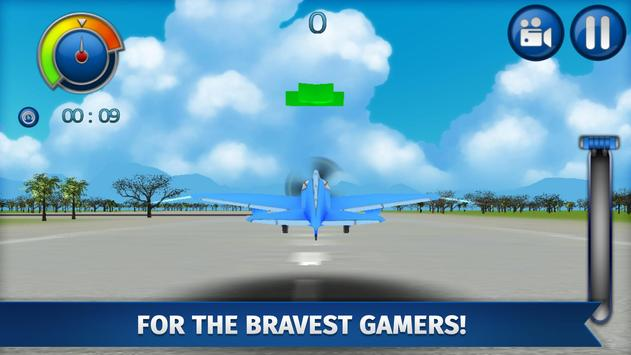 Cartoon Plane - Sky Voyage 3D apk screenshot