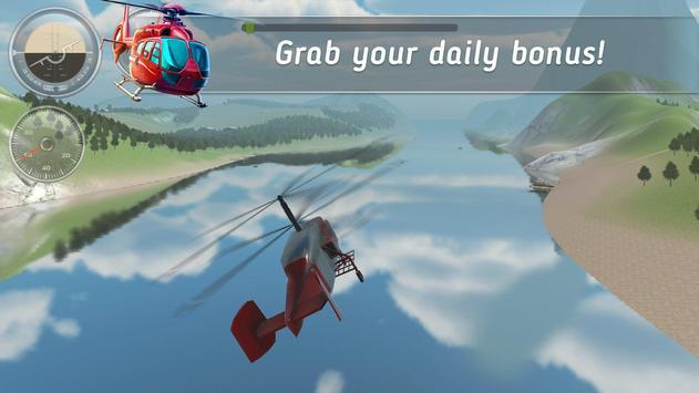 Helicopter Simulator - Flight apk screenshot