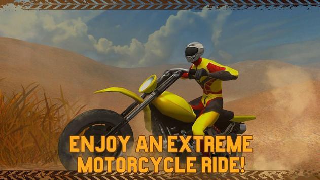 Mountain Bike Sim 3D poster