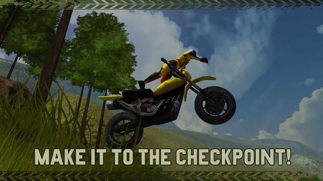 Mountain Bike Sim 3D screenshot 1
