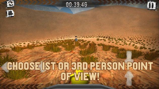 Mountain Bike Sim 3D screenshot 2