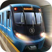 Subway Simulator 3D icon