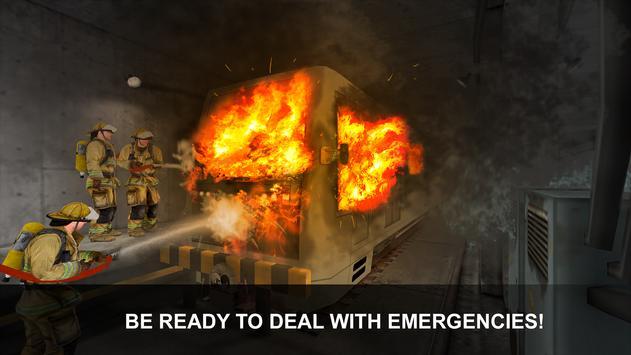 Subway Simulator 3D screenshot 5