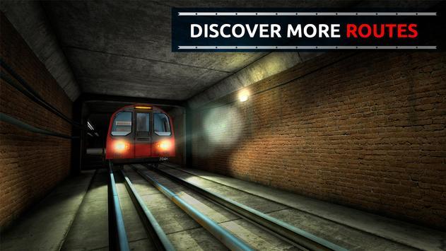 Subway Simulator 2 - London apk screenshot