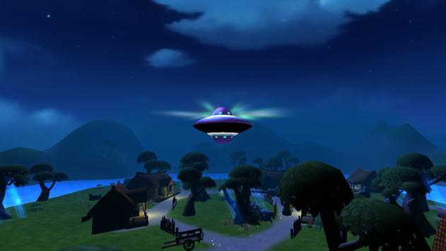 UFO 3D - Paranormal Thief apk screenshot