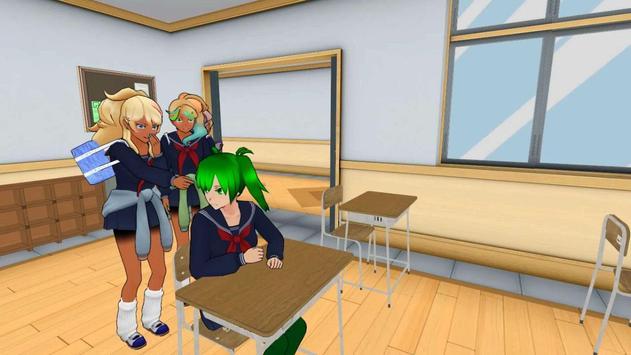 Yandere Real School Simulator screenshot 1