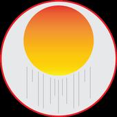 Running Circle icon