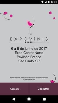 ExpoVinis Brasil poster
