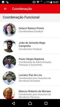 Sinasefe São Paulo apk screenshot