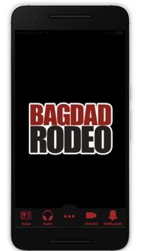 Bagdad Rodéo Official poster