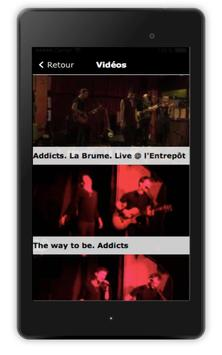 Addicts apk screenshot