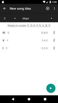 Piano Chords and Scales screenshot 5