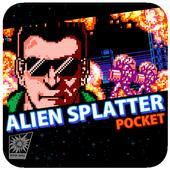 Alien Splatter Pocket icon