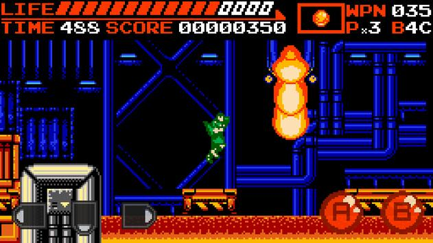 Alien Splatter Pocket apk screenshot