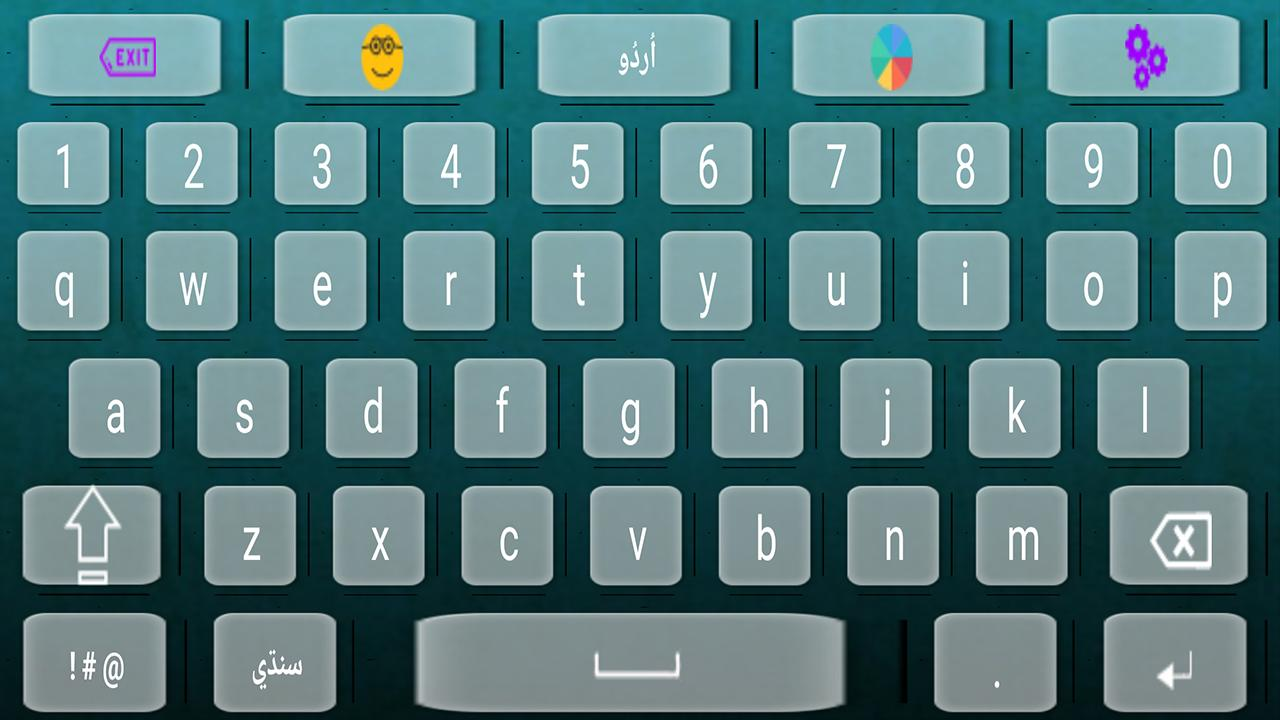 Sindhi Keyboard with Urdu and English Typing for Android