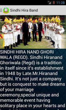 Sindhi Hira Band apk screenshot