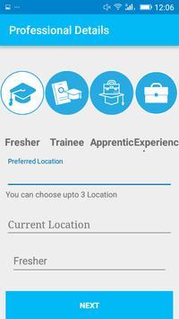ACCS Placement apk screenshot
