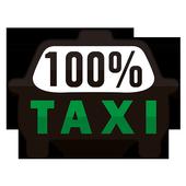 100 % TAXI icon