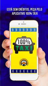 100 % TAXI poster