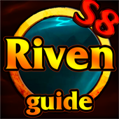 Riven Guides and Builds Season 8 icon