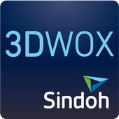 Sindoh 3DWOX Mobile icon